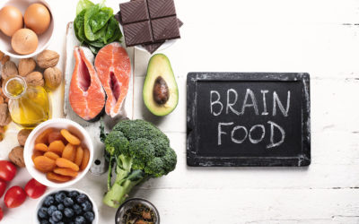 6 Delicious Foods For Brain Health